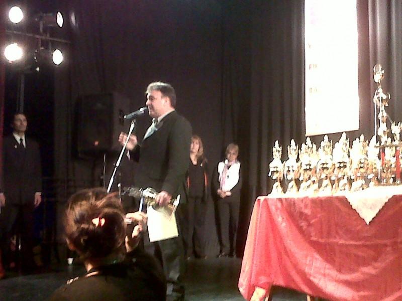Premio Radio Capilla 2011